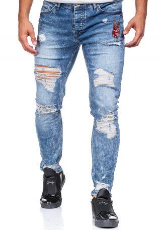 Zerrissene Jeans – eine größe Auswahl an modernen Jeanshosen bei BOLF.de