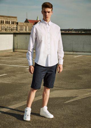 Kurze Herrenhose im Casual Style aus der Bolf-Kollektion