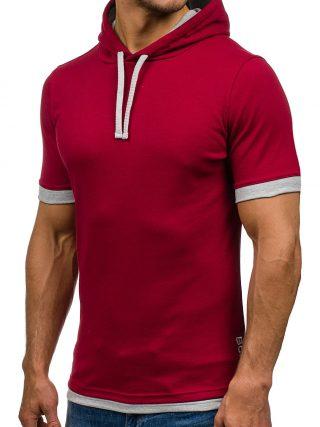 T-Shirt mit Kapuze von Bolf.de. Passt für den täglischen Gebrauch.