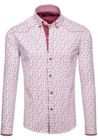 Must Have für den Sommer! Pastellhemd mit floralem Muster_Bolf.de